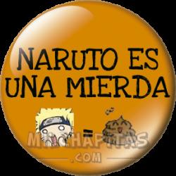 Naruto es una mierda