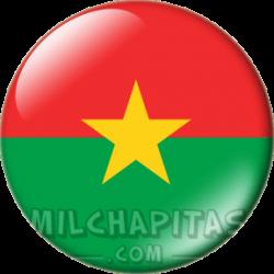 Bandera de Burkina Faso
