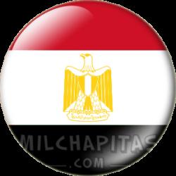 Bandera de Egipto