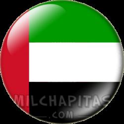 Bandera de Emiratos Árabes...