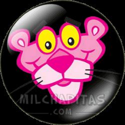 Cara pantera rosa 1