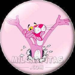 La pantera rosa apareciendo