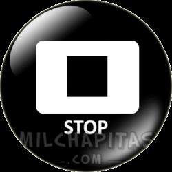 Botón stop