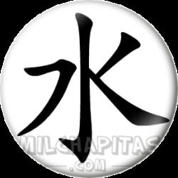 Kanji agua