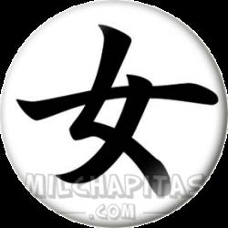 Kanji mujer