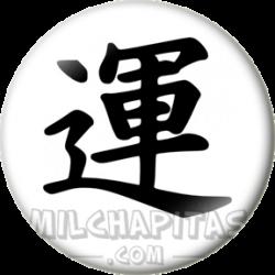 Kanji suerte