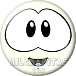 Puffle blanco
