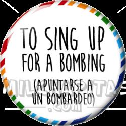 Apuntarse a un bombardeo SP