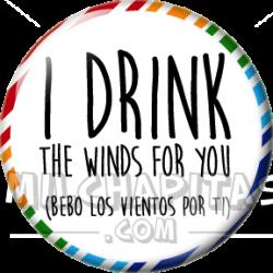 Bebo los vientos por ti SP