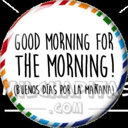 Buenos días por la mañana SP