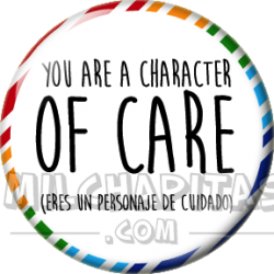 Eres un personaje de...