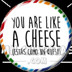 Estás como un queso SP