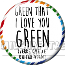 Verde que te quiero verde SP