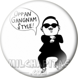 Gangnam Style 01