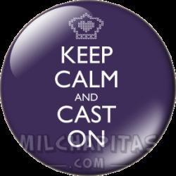 Keep Calm and cast on