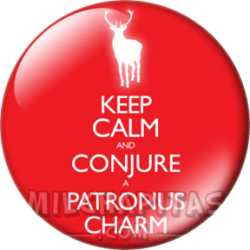 Keep Calm and conjure a...