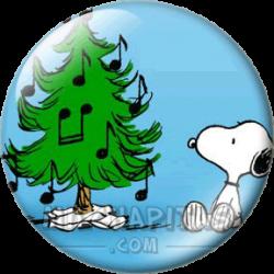 Snoopy notas musicales