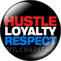 Hustle Loyalty Respect 3