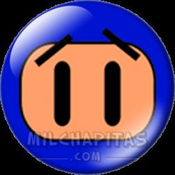 Bomberman azul
