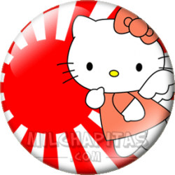 Hello Kitty Volando