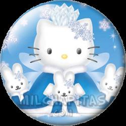 Hello Kitty nieve