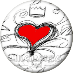 Corazón dibujado