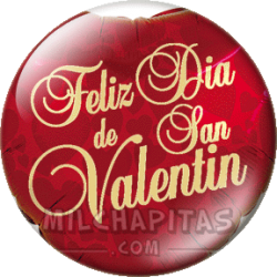 Feliz San Valentín 2