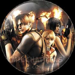 Leon, Ashley y Ada