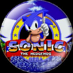 Pantalla inicial Sonic...