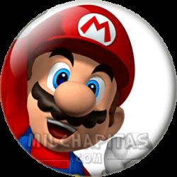 Mario celebrando