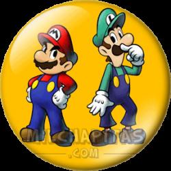 Mario y Luiggi