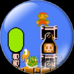 Mario y tortuga