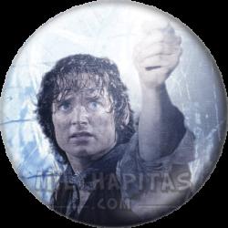 Frodo con anillo