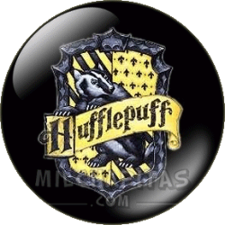 Escudo Hufflepuff