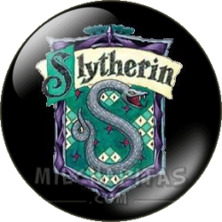 Escudo Slytherin