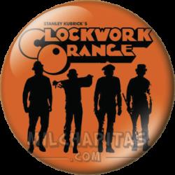 La naranja mecánica 3