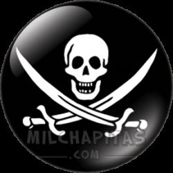 Bandera de Piratas del Caribe