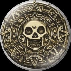Moneda azteca maldita