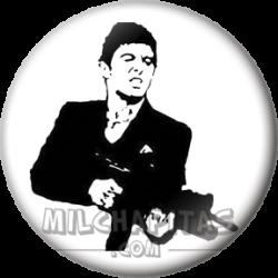 Tony Montana B/N