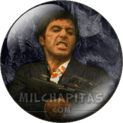 Tony Montana disparando