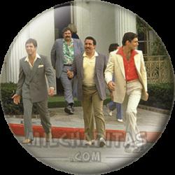 Tony Montana y sus amigos