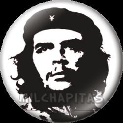 Che Guevara B/N