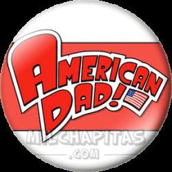 Logo American Dad