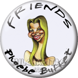 Caricatura Phoebe
