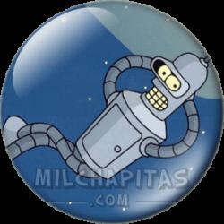 Bender flotando