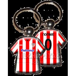 Llavero camiseta Athletic...