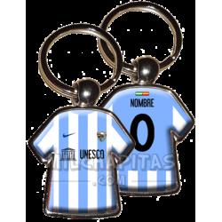 Llavero camiseta Málaga CF...