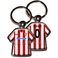 Llavero camiseta Athletic...