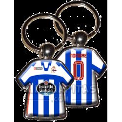 Llavero camiseta Deportivo...