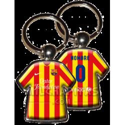 Llavero camiseta F.C....
